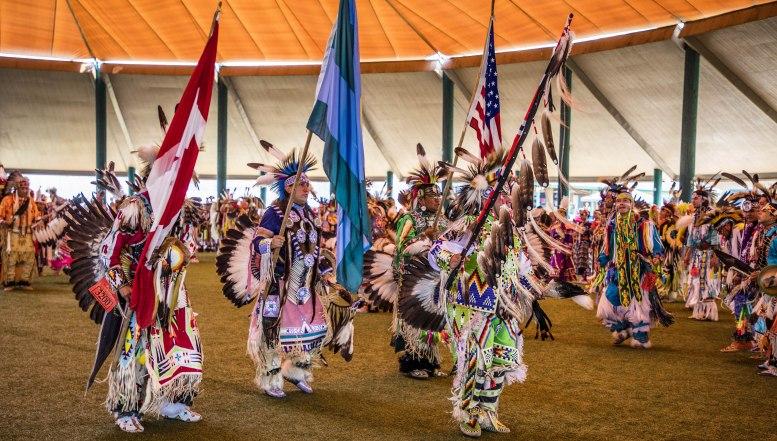 Kalispel Tribe Pow Wow