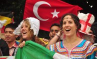 Alan - Parade of Nations - Fiji, Netherlands, Bangladesh, Algeria