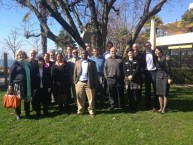 The Economic Reference Group of UNAIDS and the World Bank in Montreaux March 2014