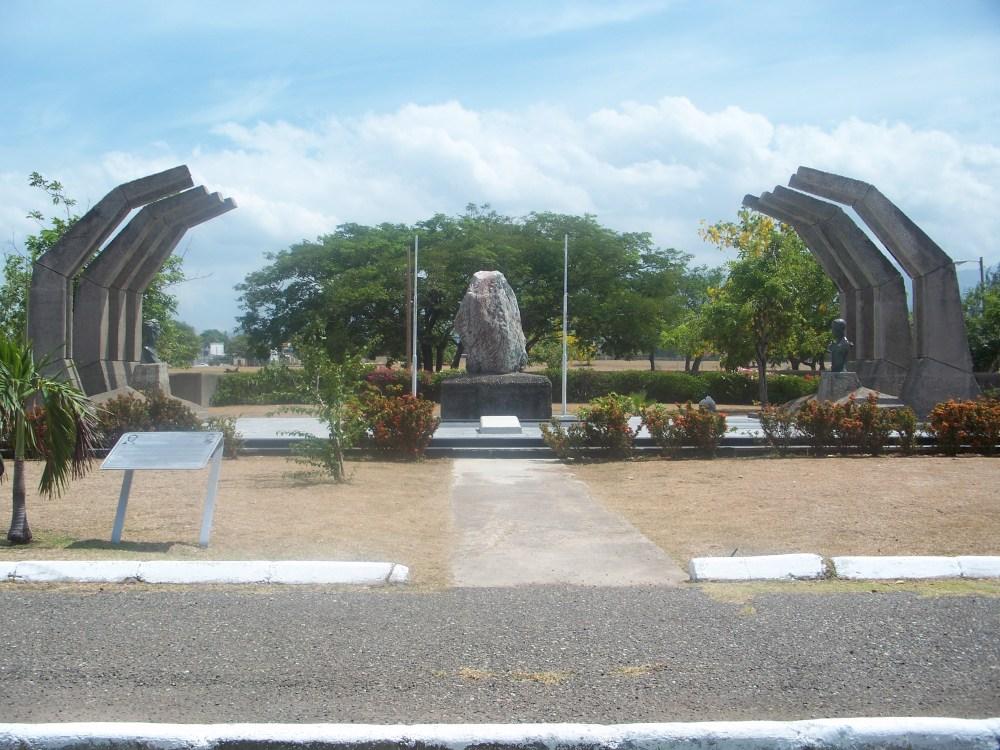 Jamaica's Park for NationalHeroes (5/6)
