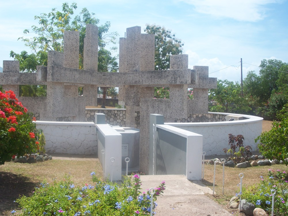 Jamaica's Park for NationalHeroes (4/6)