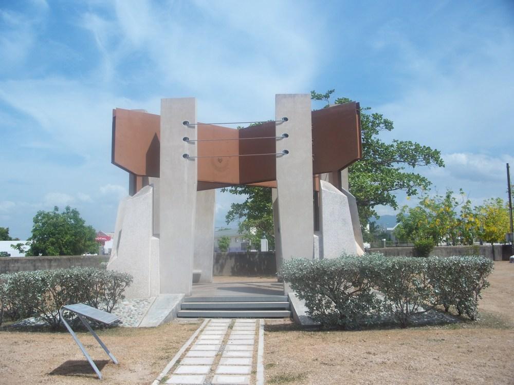 Jamaica's Park for NationalHeroes (6/6)