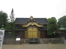 Shrine, Ueno Park