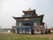 Smaller temple, Ivolginsky Datsan