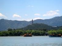 Jade Peak Pagoda outside of Summer Palace
