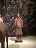 Terra Cotta Warrior, National Museum of China