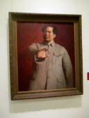 This is a characteristic piece of artwork from the National Museum of China's collection
