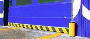 Hight-speed doors
