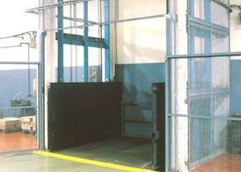 industrial lifting platforms