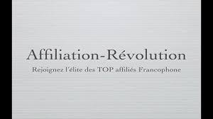 révolution affiliation