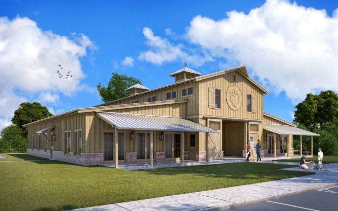 Artist Rendering of New Alaqua Welcome Building