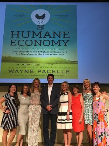 President of Humane Society of U.S. visits Alaqua