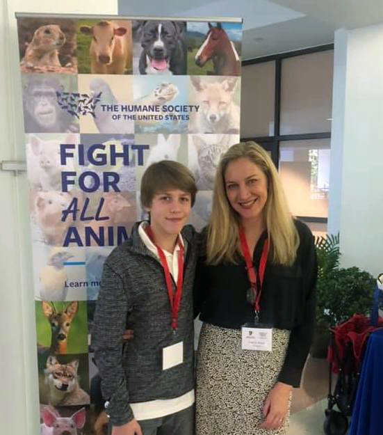 Alaqua's Laurie Hood fights for all animals