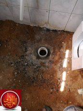 شركة كشف تسربات المياه بالقنفدة لتحقيق الحماية المناسبة للخزانات والاسطح وللحمامات من تسربات المياه