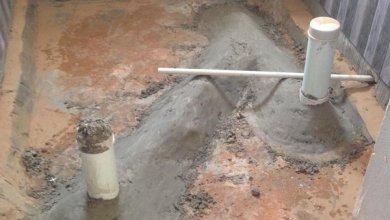مشكلة تسربات الحمام بأيدي متخصصين كشف وإصلاح تسربات المياه بأملج