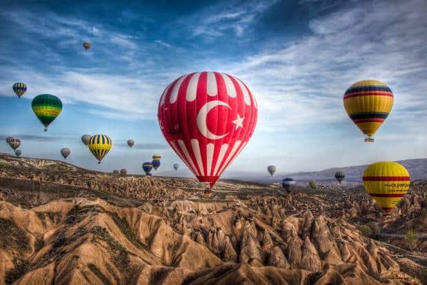 المسافرون العرب - السياحة في تركيا - كابادوكيا (10)