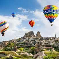 المسافرون العرب - السياحة في تركيا - كابادوكيا (3)