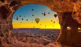 المسافرون العرب - السياحة في تركيا - كابادوكيا (4)