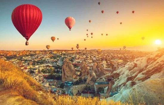 المسافرون العرب - السياحة في تركيا - كابادوكيا (7)
