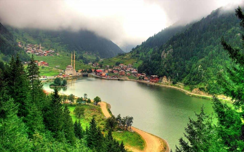 اوزنجول - طرابزون - السياحة في تركيا - المسافرون العرب 1