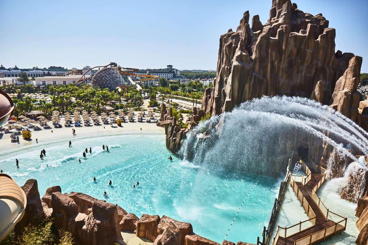منتجع ارض الاساطير- السياحة في تركيا - المسافرون العرب (13)