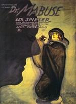 Affiche du Docteur Mabuse (1922)