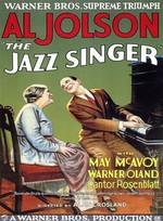 Affiche du Chanteur de Jazz (1927)