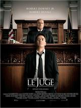 Affiche de Le Juge (2014)
