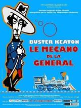 Affiche de Le Mécano de la General (1926)