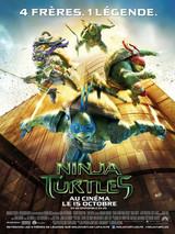Affiche de Ninja Turtles (2014)