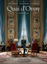 Affiche de Quai d'Orsay (2013)