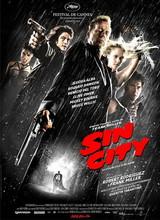 Affiche de Sin City (2005)