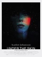 Affiche d'Under The Skin (2014)