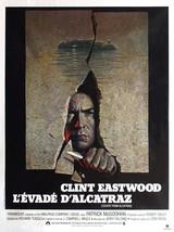 Affiche de l'Evadé d'Alcatraz (1979)