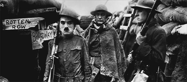 Charlot Soldat (1918)