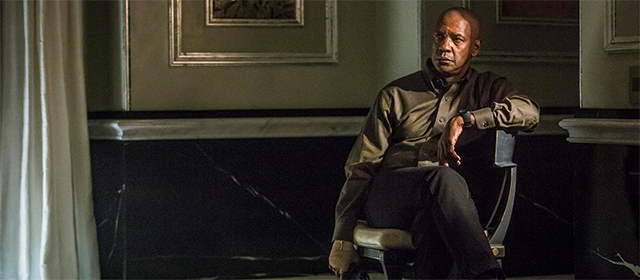 Denzel Washington dans Equalizer (2014)