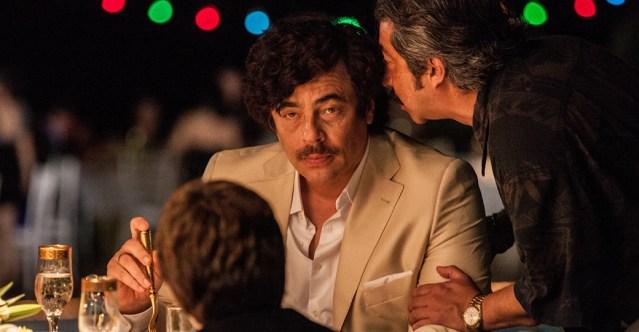 Benicio Del Toro dans Paradise Lost