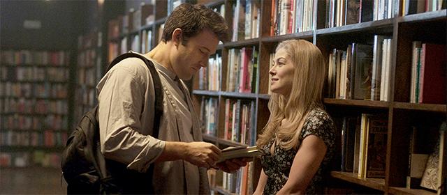 Ben Affleck et Rosamund Pike dans Gone Girl (2014)