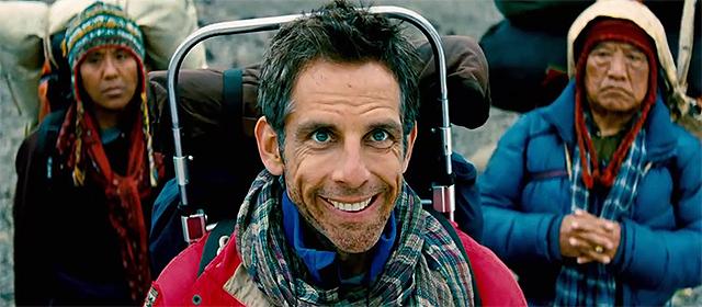 Ben Stiller dans La vie rêvée de Walter Mitty (2014)