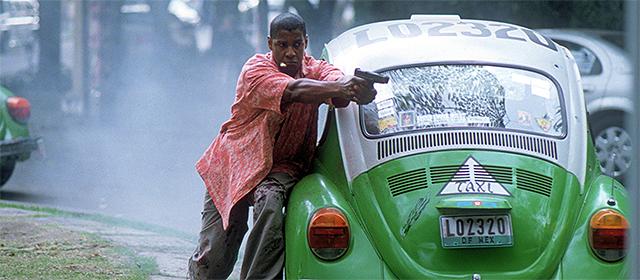 Denzel Washington dans Man on Fire (2003