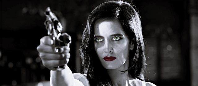 Eva Green dans Sin City : J'ai tué pour elle (2014)