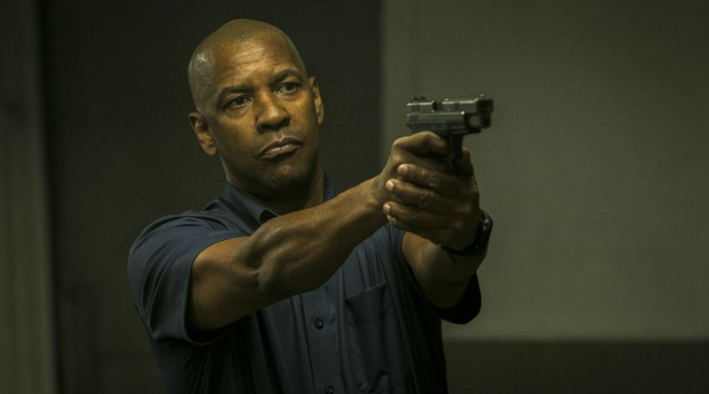 Denzel Washington dans Equalizer