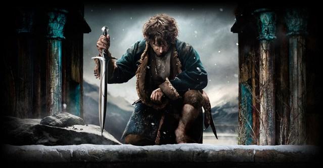 Martin Freeman est Le Hobbit dans La Bataille des Cinq Armées