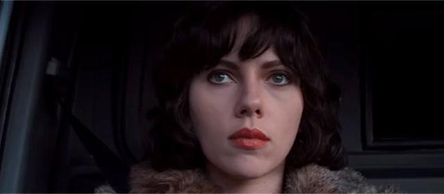 Scarlett Johansson dans Under The Skin (2014)