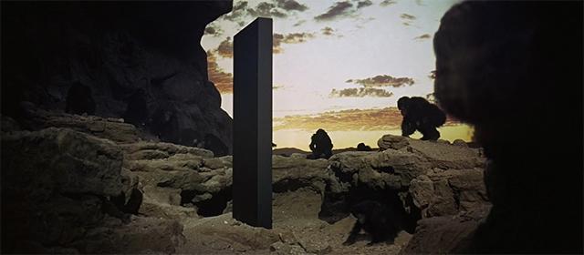 2001 : L'Odyssée de l'espace (1968)