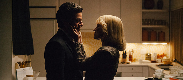 Oscar Isaac et Jessica Chastain dans A most violent year (2014)