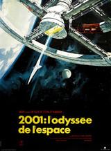 Affiche de 2001 : L'Odyssée de l'espace (1968)