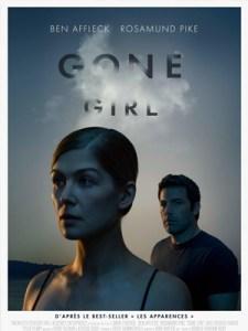 Affiche de Gone Girl