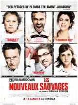Affiche des Nouveaux Sauvages (2015)