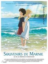 Affiche des Souvenirs de Marnie (2015)